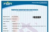 FBR-Certificate
